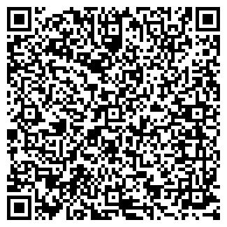 QR-код с контактной информацией организации МИРАЖ, ЗАО