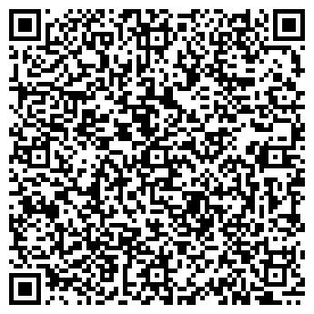 """QR-код с контактной информацией организации """"Магнит""""."""
