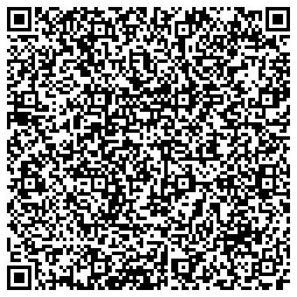 QR-код с контактной информацией организации МФЦ предоставления государственных услуг района Бирюлёво Восточное»