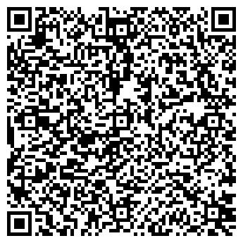 QR-код с контактной информацией организации ВЕРСТЫ ИЗДАТЕЛЬСКИЙ ДОМ