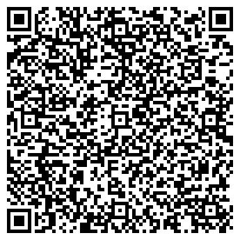 QR-код с контактной информацией организации СТУДИЯ-6, ЗАО