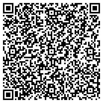 QR-код с контактной информацией организации ИНТЕРКОНТАКТ, ООО