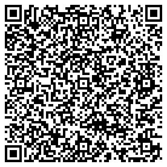 QR-код с контактной информацией организации ЦВЕТЫ ЮГА, ООО