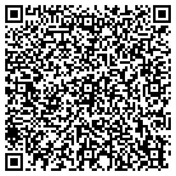 QR-код с контактной информацией организации КУБАНЬТЕХНО, ООО