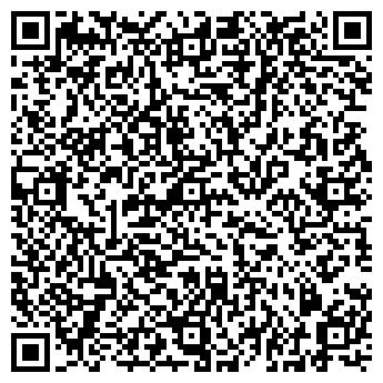 QR-код с контактной информацией организации ВОГ ОБЩЕЖИТИЕ