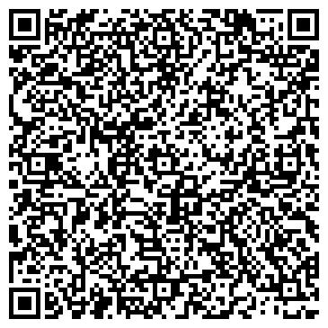 QR-код с контактной информацией организации ТРАМВАЙНО-ТРОЛЛЕЙБУСНОГО ПАРКА ОБЩЕЖИТИЕ