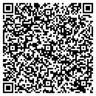 QR-код с контактной информацией организации КМИ, ЗАО