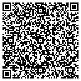 QR-код с контактной информацией организации ИНТЕРФОРУМ