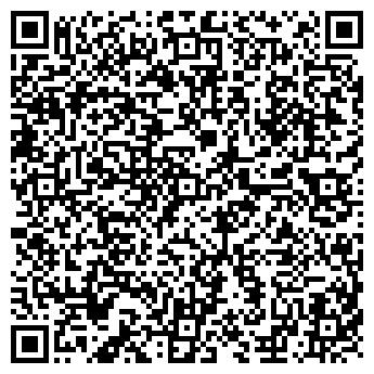 QR-код с контактной информацией организации ПЛАНЕТА МУП МАГАЗИН № 16