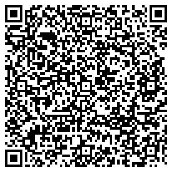 QR-код с контактной информацией организации ЧАЙ ВТРОЕМ, ООО