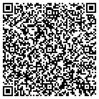 QR-код с контактной информацией организации ИНТЕРНЕТ ЦЕНТР КУБГУ