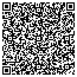 QR-код с контактной информацией организации ЛИГА-РА, ООО