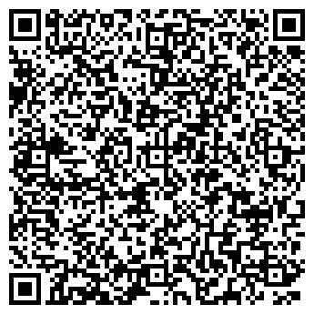 QR-код с контактной информацией организации АГЕНТСТВО ПРИСЛИ, ООО