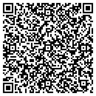 QR-код с контактной информацией организации ДЕЛО, АНО