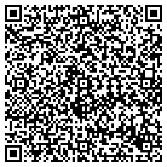 QR-код с контактной информацией организации АЛВИ-ДИЗАЙН, ООО