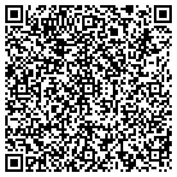 QR-код с контактной информацией организации ПЛАНЕТА-ЛЮКС, ЗАО