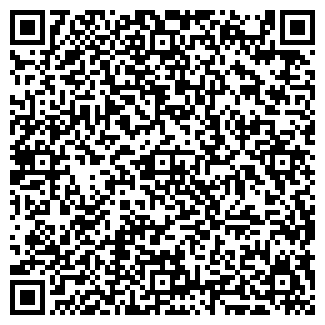 QR-код с контактной информацией организации БАНЯ КБО СКВО