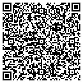 QR-код с контактной информацией организации МОСКВИЧ, ОАО