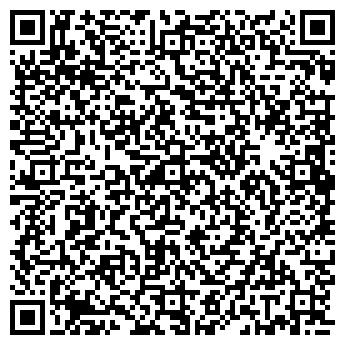 QR-код с контактной информацией организации ЗАО АФИНЫ-ВОЛГА
