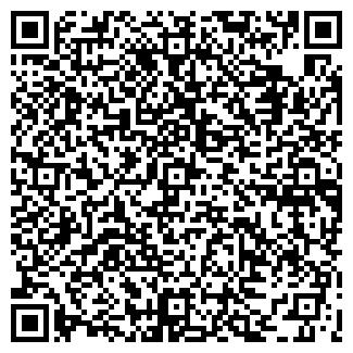 QR-код с контактной информацией организации ТАЗОВА