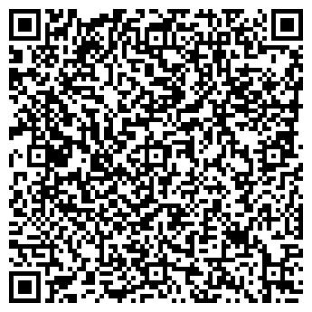 QR-код с контактной информацией организации ЯБЛОКО, ЗАО