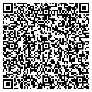 QR-код с контактной информацией организации ВЕТУЧАСТОК ПОСЕЛКА