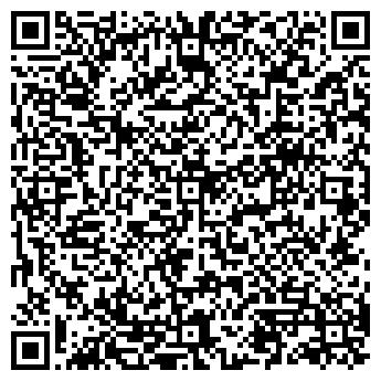 QR-код с контактной информацией организации ДОРОЖНОЕ РАДИО 107.7FM