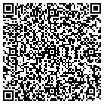 QR-код с контактной информацией организации ЗАО ДОНСКОЕ