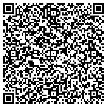 QR-код с контактной информацией организации ФОАО БАНК МЕНАТЕП