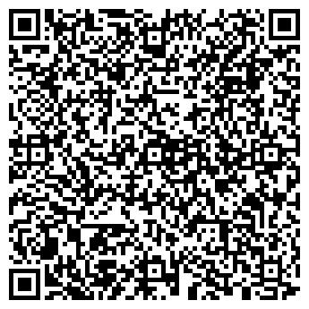 QR-код с контактной информацией организации ИНТЕРЬЕР-ПЛЮС АРТЕЛЬ