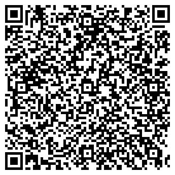 QR-код с контактной информацией организации ВОСКРЕСНАЯ ШКОЛА