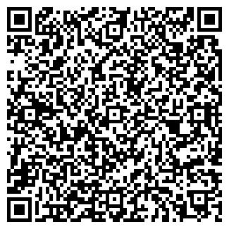 QR-код с контактной информацией организации GALACTICA