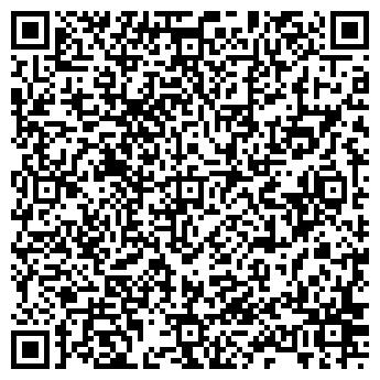 QR-код с контактной информацией организации ООО ФИТИНГ