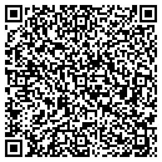 QR-код с контактной информацией организации ГОСТДВЕРЬ