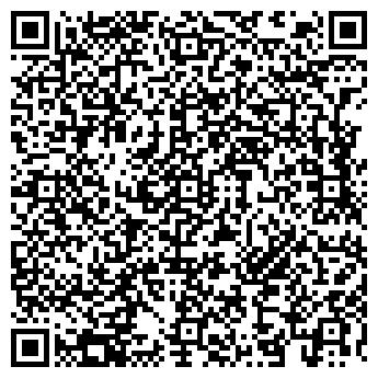 QR-код с контактной информацией организации КАФЕ ПЕЛЬМЕННАЯ