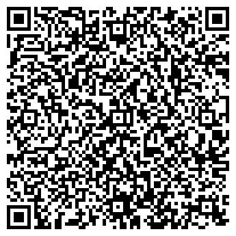 QR-код с контактной информацией организации АВТОСЕРВИС НА БОРОДИНА