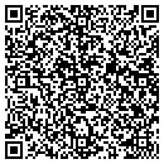 QR-код с контактной информацией организации ООО ЗАБОТА