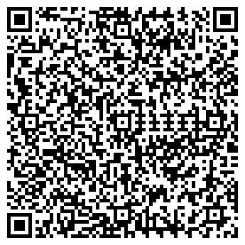 QR-код с контактной информацией организации ПОДСОЛНЕЧНАЯ