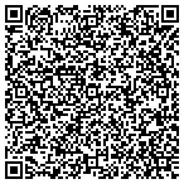 QR-код с контактной информацией организации РИТУАЛЬНАЯ ПРАВОСЛАВНАЯ СЛУЖБА