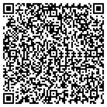 QR-код с контактной информацией организации АЛЬЯНС МФ