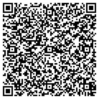 QR-код с контактной информацией организации ООО КАЛИСТА