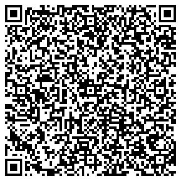 QR-код с контактной информацией организации ЦЕНТР ПРОФЕССИОНАЛЬНОЙ ПОДГОТОВКИ СОТРУДНИКОВ ГИБДД