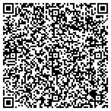 QR-код с контактной информацией организации База отдыха «Бригантина»