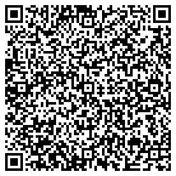 QR-код с контактной информацией организации ЖИЗНЬ СТЕКЛА