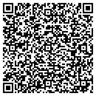 QR-код с контактной информацией организации НОВЫЕ ДОМА