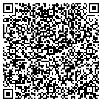 """QR-код с контактной информацией организации МООЛЖ Клуб """"Амиго"""""""
