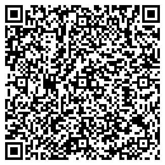 QR-код с контактной информацией организации АЛЬФА ИВЕСТ
