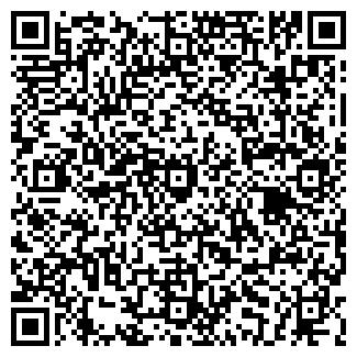 QR-код с контактной информацией организации ООО ЕВРОТУР