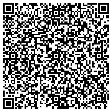 QR-код с контактной информацией организации ЦЕРКОВЬ СВЯТОЙ БЛАЖЕННОЙ КСЕНИИ ПЕТЕРБУРГСКОЙ
