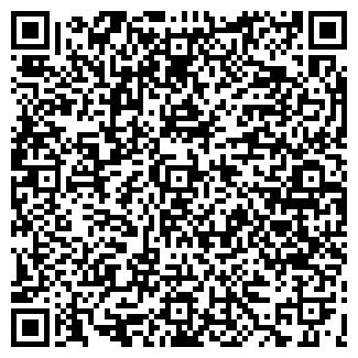 QR-код с контактной информацией организации ООО КИРПИЧ